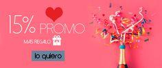 Gran promoción para San Valentín en Megasilvita