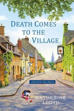 Becky's Book Reviews: Death Comes To the Village