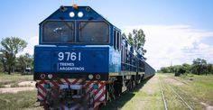 ferrocarriles del sud: LAS NUEVAS LOCOMOTORAS DEL FFCC BELGRANO PASARON S...