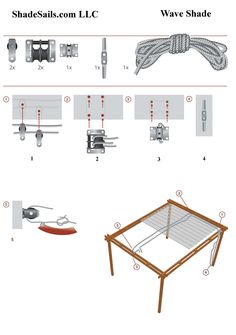 There are lots of pergola designs for you to choose from. You can choose the design based on various factors. First of all you have to decide where you are going to have your pergola and how much shade you want. Deck With Pergola, Outdoor Pergola, Wooden Pergola, Covered Pergola, Backyard Pergola, Patio Roof, Pergola Lighting, Cheap Pergola, Retractable Shade