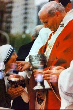 Álbum de San Juan Pablo II .Bellísimo!!