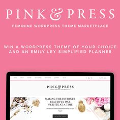 Pink and Press :: Fe