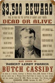 Butch Cassidy - Google Search