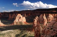 Colorado National Monument - Bing Images