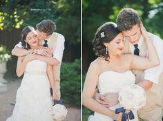 LINDSEY & EVAN | Outdoor Fall Wedding | El Reno, OK - Anna Lee ...