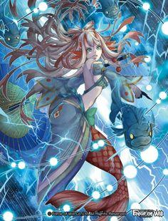 Shaela the Mermaid Princess #kissthegirl