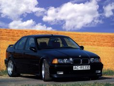 The AC Schnitzer ACS3 silhouette 3.0 (based on BMW E36)