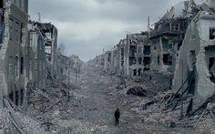 Ruinas destrucción películas arquitectura de la guerra mundial pianista ii Varsovia ciudades fotos Warsow 1680x1 fondo de pantalla