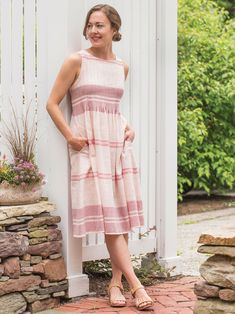 Rustic Casual Dresses