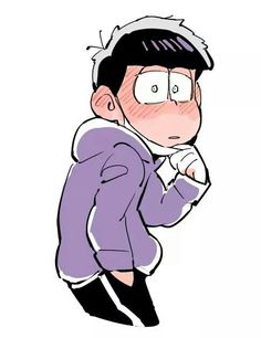 Read Ichimatsu from the story Curiosidades de Osomatsu-san by zaritas_san (Lair-san) with reads. All Anime, Anime Guys, Anime Art, Otaku, Ichimatsu, Drawing Reference Poses, Funny Faces, Neko, Cute Art