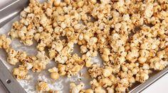 Homemade Caramel Popcorn Recipe - Laura Vitale - Laura in the Kitchen Ep...