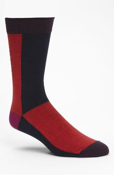 Ted Baker London Colorblock Socks