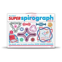 Spirograph Super Design Set