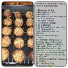 Dukan Diet, Pizza Dough, Protein, Muffin, Paleo, Low Carb, Bread, Breakfast, Food