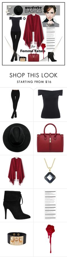 """Femme Fatale"" by ul-inn ❤ liked on Polyvore featuring Arche"