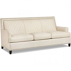 Hancock & Moore Arrington Quilted Sofa