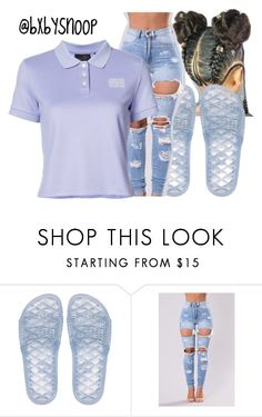 """""""i'm back lmaoo been too longgg"""" by bxbysnoop ❤ liked on Polyvore featuring Puma Cute Swag Outfits, Girly Outfits, Trendy Outfits, Summer Outfits, Fashion Outfits, Teenager Outfits, Fashion Killa, Types Of Fashion Styles, Urban Fashion"""