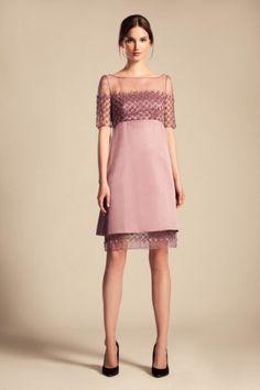 Temperley London Resort 2014 Fashion Show Look Fashion, Fashion Show, Womens Fashion, Fashion Design, Fashion Trends, Event Dresses, Formal Dresses, Dress Skirt, Dress Up