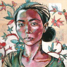 Stéphanie Ledoux - Carnets de voyage:  Fanilo (Madagascar)