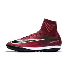 Nike MercurialX Proximo II Turf Soccer Shoe Size 12.5 (Red) - Clearance Sale