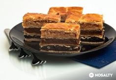 Flódni | NOSALTY Hungarian Cake, National Dish, Apple Pie, Tiramisu, Sweets, Diet, Breakfast, Ethnic Recipes, Food