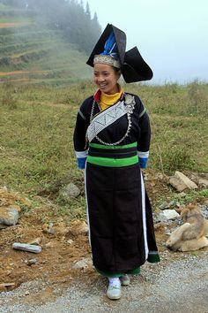 Vietnam Ethnic minorities by Retlaw Snellac