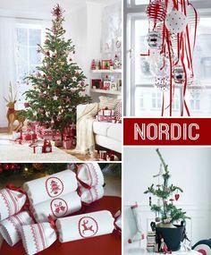 Nordic Scandinavian Christmas