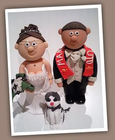 man utd wedding cake toppers 1000 images about manchester united wedding cake on 17112