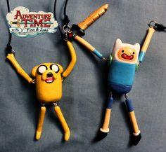 Adventure Time Necklaces