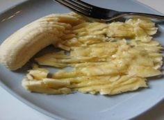 Pisa una banana y agrega estos 2 ingredientes. ¡Nunca más volverás a toser en tu vida!
