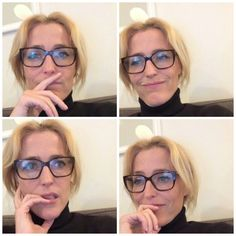 Gillian Anderson keeps getting sexier as the years go by.