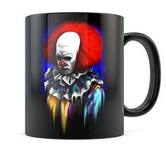 Its Play Time Scary Horror Clown Circus Creepy Coffee Mug *** Details can be found by clicking on the image.