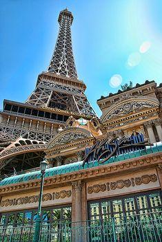 Paris by Peterzpham Looks like Paris in Las Vegas