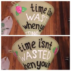 """Time isn't getting wasted when you're getting wasted"" funnel #sorority #funnel…"