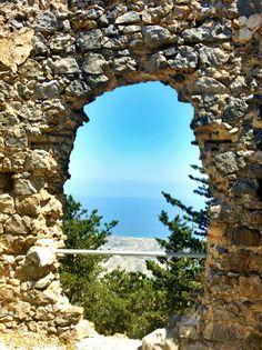 Window over Girne
