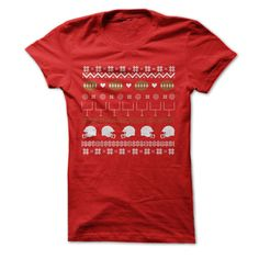 Football - Ugly Christmas Sweater