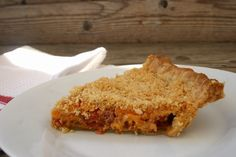 Recipe: Tomato pie with pimento cheese from Nothing in the House - The Washington Post