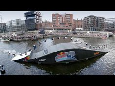 #Wakeboarding Cable Contest in #Hamburg - #RedBull Rising High 2013 - YouTube