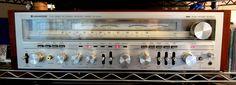 Kenwood Stereo Receiver KR-9050 Kenwood Hifi, Kenwood Audio, Speaker Amplifier, Receptor, Audio Room, Audio Sound, Hifi Audio, Audio System, Gadgets