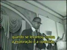 Documentário Malcolm X - Por qualquer meio necessário.