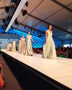 Charleston, South Carolina bridal fashion week