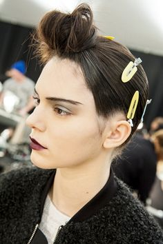You've looked at the catwalk pictures, now see what's going on behind the scenes at the autumn/winter 2015 shows
