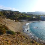 The start of the spring on Crete