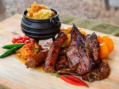 21 iconic South African foods – the ultimate guide for visitors - Eat Out South African Dishes, South African Recipes, South African Braai, Braai Recipes, Cooking Recipes, Oven Recipes, Hake Recipes, Cooking Food, Curry Recipes