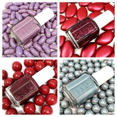 Sugarfina rule #1: always match your nail polish to your candy.  Get ready... a super sweet contest with @essiepolish starts tomorrow