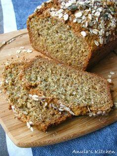 Anula's Kitchen: MacNean Wheaten Bread... recipe by Neven Maguire.....