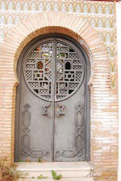 The Door of Many Faiths, Granada, Spain
