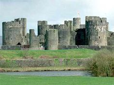 Cream of the crop. Castle Caerphilly in Wales. My brother took me here, and I was swept away. Great example of a concentric castle.