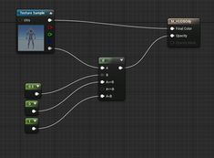 14 best unreal engine 4 blueprint images on pinterest unreal live 3d content in a hud in unreal engine 4 material for ui mode malvernweather Gallery