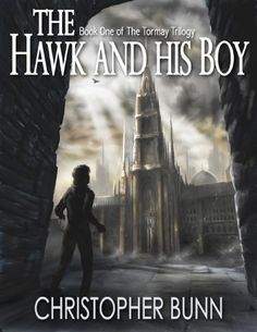 Christopher Bunn's writing style is fantastic! It's very compelling, and I really appreciate that he doesn't focus on turning every story he writes into a love story. The Hawk and His Boy is the first of the Tormay Trilogy, I recommend all of them and they are fairly inexpensive for the kindle. *highly recommended*
